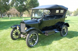 Ford T. 1924