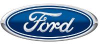 Логотип Ford Motor Company. 1976